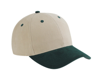Image Otto-Blank Caps | Brushed Cotton Twill Low Profile Pro Style Cap