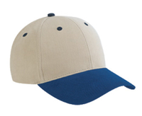 Image Blank Caps | Otto-Brushed Cotton Twill Low Profile Pro Style