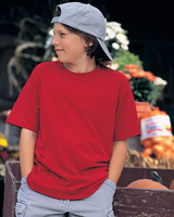 Image Blank Youth Shirts : Jerzees 5.6 oz 50/50 Youth Tee