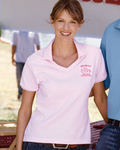 Image Ladies Short Sleeve Polo