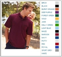 Image Jerzees 5.6 oz 50/50 Jersey Knit Pocket with SpotShield Stain Resistance