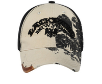Image Otto-3D Lackpard New York with Eagle Distressed Visor