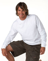 Image Hanes 6.1 oz Ringspun Long-Sleeve Beefy-T, Tagless