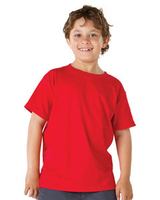 Image Blank Shirts : Hanes Youth 5.2 oz. ComfortSoft Cotton T-Shirt