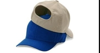 Image Yupoong Ladies Flexfit Pony-tail cap