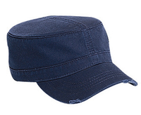 Image Otto-Garment Washed Cotton Military Cap