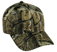 Image Yupoong-Flexfit Youth Mossy Oak Camo