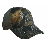 Image Nu-Fit Brand Mossy Oak Camo Mesh Stretch fit