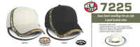 Image Game Guard camo Trim Pro style 6 panel brushed cap