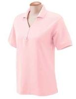 Image Devon & Jones Ladies Pima Pique Short-Sleeve Polo