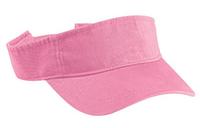 Image Cobra-Budget Caps Garment Washed Visor