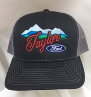 Image Embroidered Caps with Your Logo Under $9.95