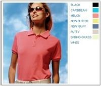 Image Devon & Jones Sport Dri-Fast Ladies Pique Polo