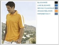 Image Devon & Jones Sport Dri-Fast Mens Mesh Polo