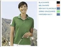 Image Devon & Jones Sport Dri-Fast Ladies Mesh Polo
