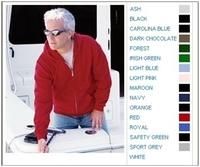 Image Gildan 7.75 oz 50/50 Blend Full-Zip Hood