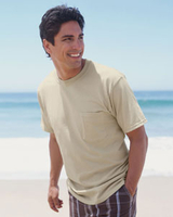 Image Gildan 6.1 oz Ultra Cotton Pocket Tee
