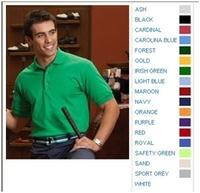 Image Gildan 5.6 oz 50/50 Jersey Polo