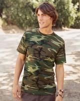 Image Code V 5.5 oz. Camoflauge T-Shirt