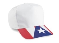 Image Cobra Budget Cap | Cobra-5-Panel Puerto Rico Flag