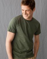 Image OR420 Anvil Men's 5 oz., 100% Organic Cotton T-Shirt