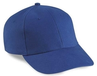 Image Budget Caps : Cobra-6-Panel Low-Profile Brushed COBRA BRAND Superflex Cap