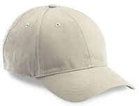 Image Budget Caps : Cobra-6-Panel Low Profile Brushed Cotton Cap