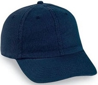 Image Budget Caps | Cobra-6-Panel Washed Thin CorduroyPremium Cotton
