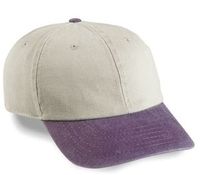 Image Budget Caps | Cobra 6-Panel Pigment Dyed Stone Washed Cap