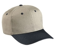 Image Budget Caps | Cobra-6-Panel Pro Twill Hat