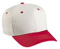 Image Cobra-6-Panel Pro Natural cap