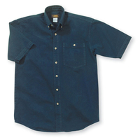 Image Cobra-Heavy Washed 7.5 oz.Denim Short Sleeve