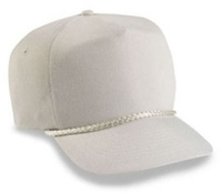 Image Budget Caps | Cobra-5-Panel Polyester Golf Cap