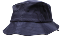 Image Yupoong Flexfit Cotton Twill Bucket Hat
