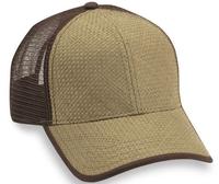 Image Cobra-Straw Mesh Baseball Cap