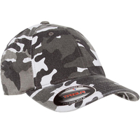 Image Yupoong-Flexfit Garment Washed Camo by Yupoong
