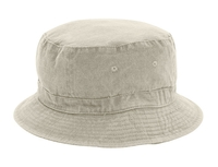 Image Cobra-Stone Washed Cotton Twill Bucket Hat