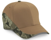 Image Cobra-6 Panel Cotton Twill w/Side Edged BS Camo