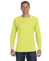 Image Alpha Jerzees 5.6 oz 50/50 Long-Sleeve Tee