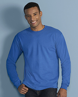 Image Gildan 5.6 oz 50/50 Ultra Blend Long-Sleeve Tee