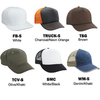 Image Cobra-6 pcs. 5-Panel VARIETY, Best Sellers Sample Pack