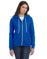Image Anvil Ladies' Full-Zip Hooded Fleece