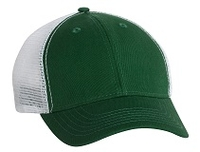 Image Sportsman-Authentic Washed Trucker Mesh Back