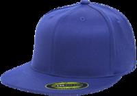 Image Yupoong Brand Flat Bill 210 Fitted Pro Baseball On-Field Shape f1e6d5e15f8