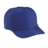 Image Budget Caps | Cobra-5-Panel Poplin low as $ .99