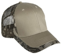 Image Cobra-6 Panel Twill Camo Mesh