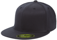 Image Yupoong Brand Flat Bill 210 Double Extra Large Fitted Pro Baseball
