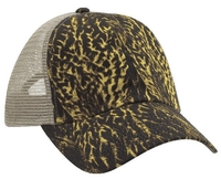 Image Cobra-6 Panel Duck Camo Soft Mesh Back