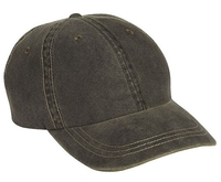 Image Cobra-6-Panel Weathered-Washed Cap