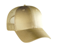 Image Otto-Budget Caps Cotton Twill Low Profile Pro Style Mesh Back